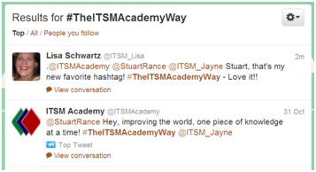TheITSMAcademyWay